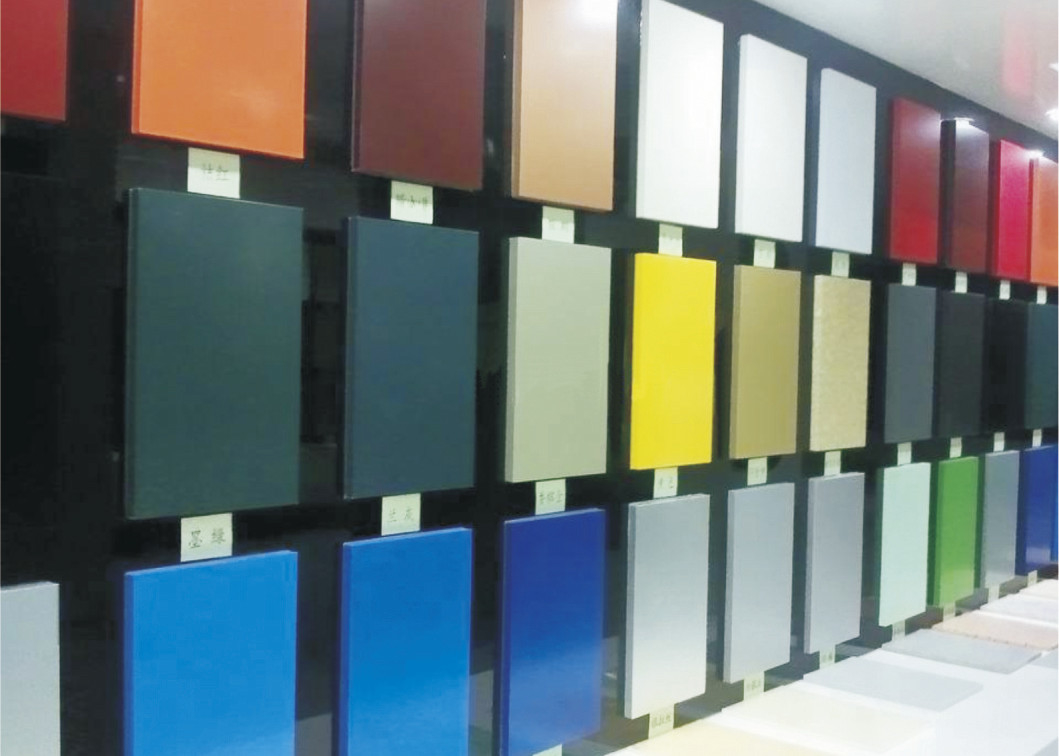 Colored Aluminum Honeycomb 4 x 8 Panel For municipal buildings facades , GB / T28001-2011