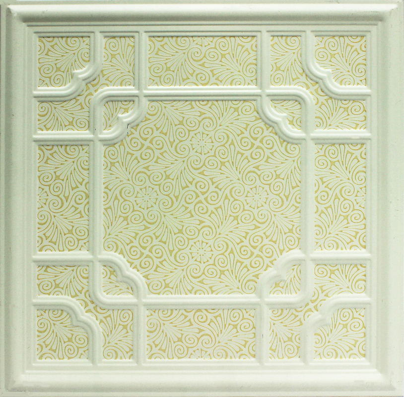 Indoor Home Decoration Material / Artistic Ceiling Tiles with New Design