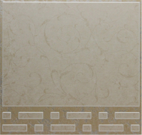 Decoration False Artistic Ceiling Tiles Metal with Simple Pattern 325 x 325mm